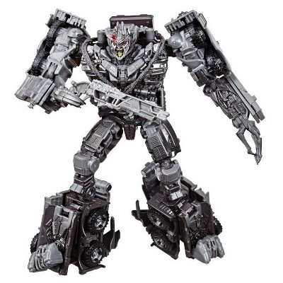 48 Megatron Leader Class | Transformers Studio Series | Transformers: Dark Of The Moon Action figures