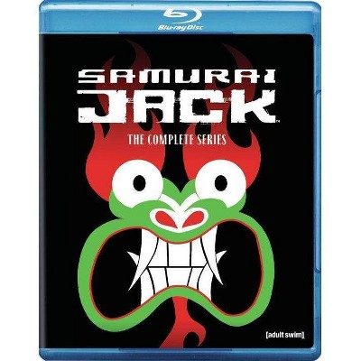 Samurai Jack: The Complete Series (Repackage) (Blu-ray)