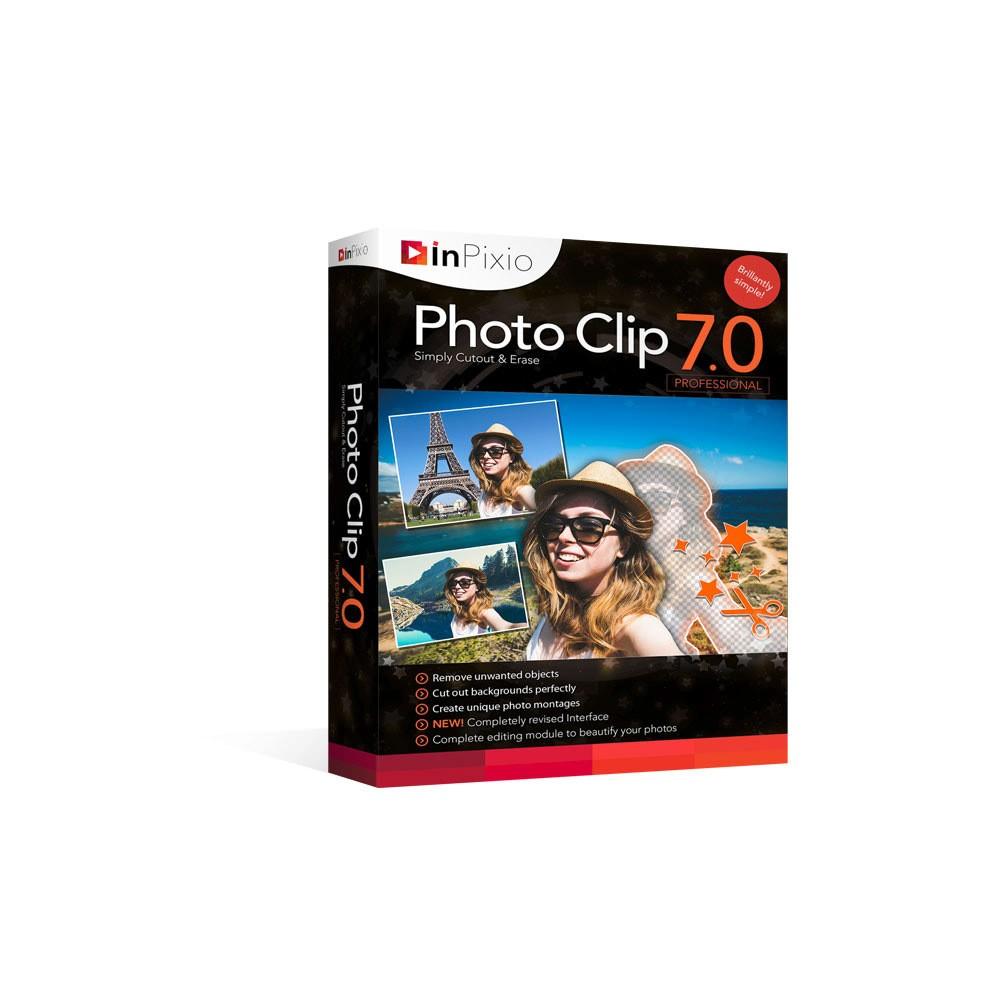 Avanquest Inpixio Photo Clip 7 0 Professional Pc Digital