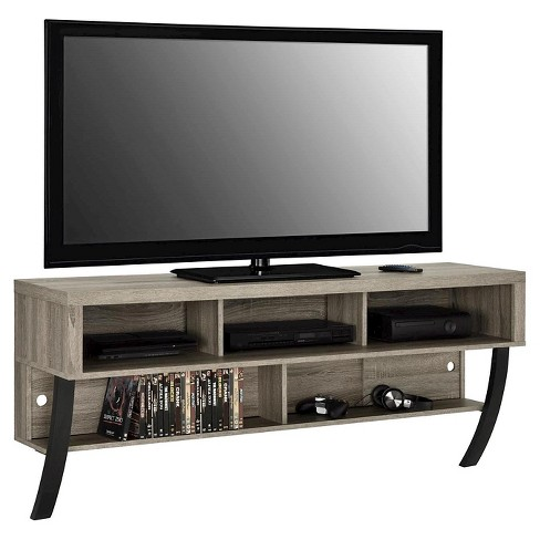 Holmes Wall Mounted Tv Stand For Tvs Up To 65 Sonoma Oak Room