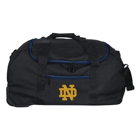 NCAA Notre Dame Fighting Irish Travel Duffel Bag - image 1 of 4