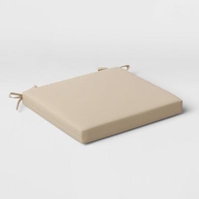 Outdoor Seat Cushion DuraSeason Fabric™ - Threshold™