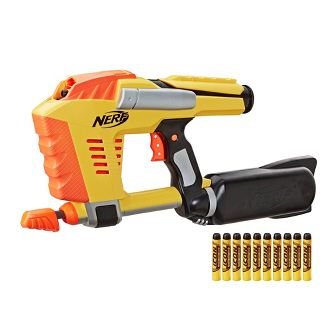 NERF ICON Series Magstrike AS 10 Blaster
