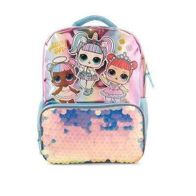 """L.O.L. Surprise! Pastel Sparkle 16"""" Kids' Backpack"""