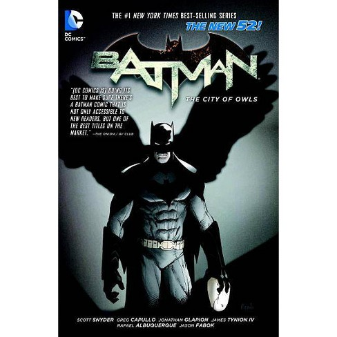 Batman Vol. 2: The City of Owls (the New 52) - by  Scott Snyder (Paperback) - image 1 of 1