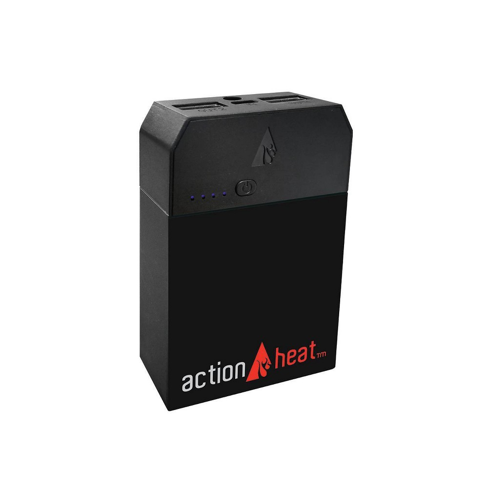 Image of ActionHeat 5V 6000mAh Replacement Power Bank - Black