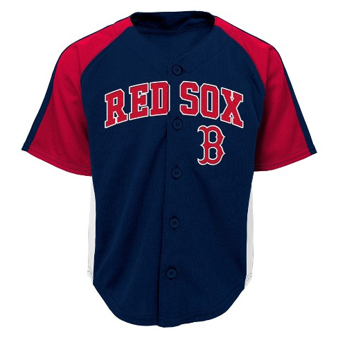 Boston Red Sox Boys  Infant Toddler Team Jersey - 18M   Target eb56a171e02
