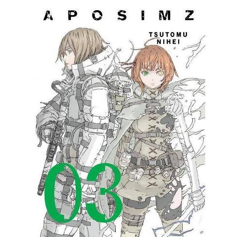 Aposimz, Volume 3 - by  Tsutomu Nihei (Paperback) - image 1 of 1