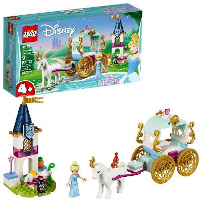 Lego Disney Cinderella's Carriage Ride 41159 by Lego