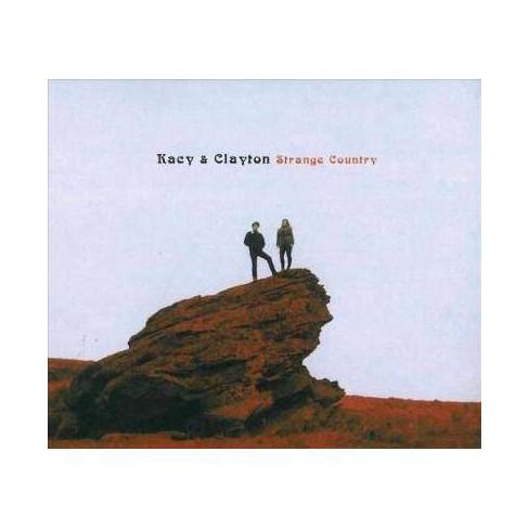 Kacy & ClaytonKacy & Clayton - Strange Countrystrange Country (CD) - image 1 of 1