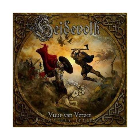 Heidevolk - Vuur van Verzet (CD) - image 1 of 1