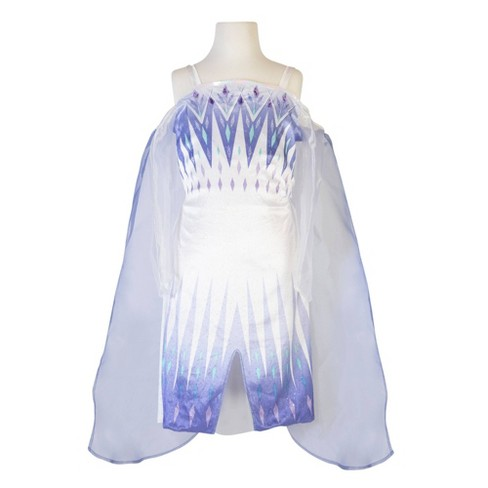 Disney Frozen 2 Feature Epilogue Dress - image 1 of 4