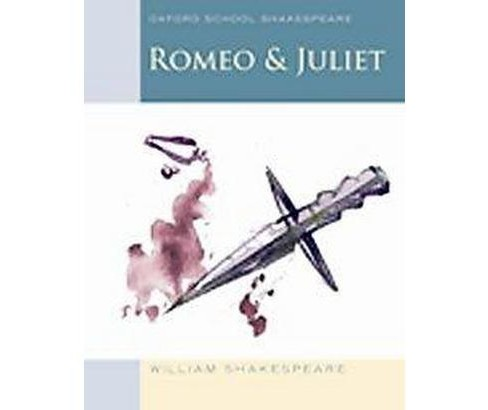 Romeo and Juliet (New) (Paperback) (William Shakespeare) - image 1 of 1