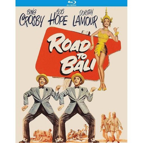 Road To Bali (Blu-ray) - image 1 of 1
