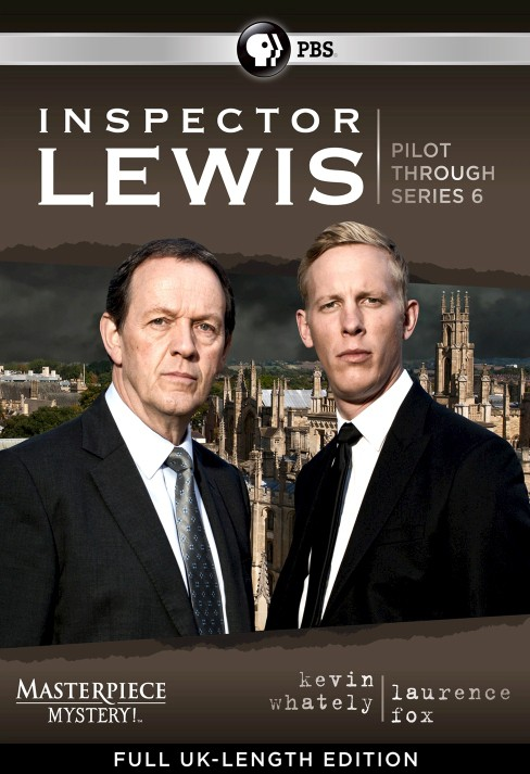 Inspector lewis:Pilot through series (DVD) - image 1 of 1