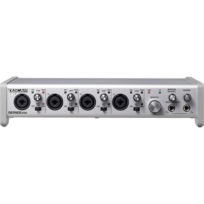 Tascam TASCAM SERIES 208i 20-In/8-Out USB Audio/MIDI Interface