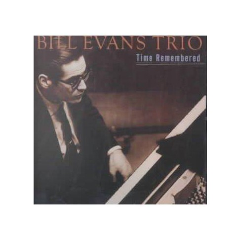 Bill (Piano) Evans - Time Remembered (CD) - image 1 of 1