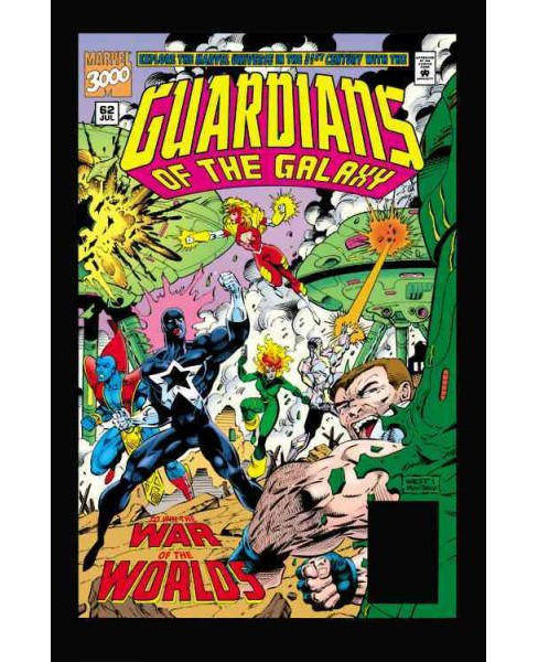 Guardians of the Galaxy Classic in the Year 3000 3 (Paperback) (Michael Gallagher) - image 1 of 1