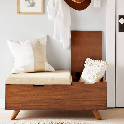 Modern Entryway Storage Bench Decor Collection Project 62 Target