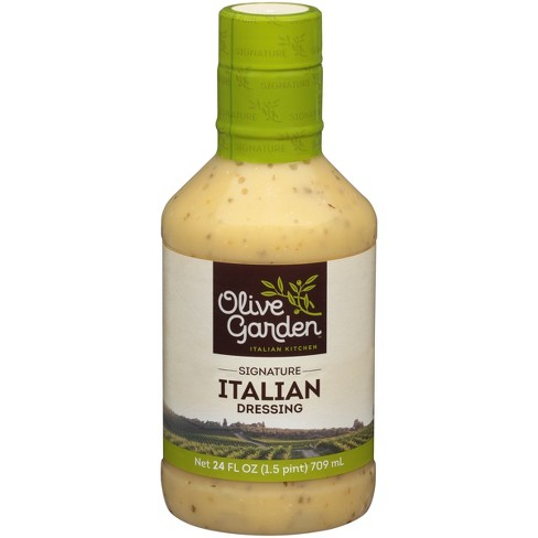 Olive Garden Signature Italian Salad Dressing - 24oz - image 1 of 3