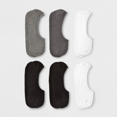 Women's 6pk Liner Socks - A New Day™ 4-10