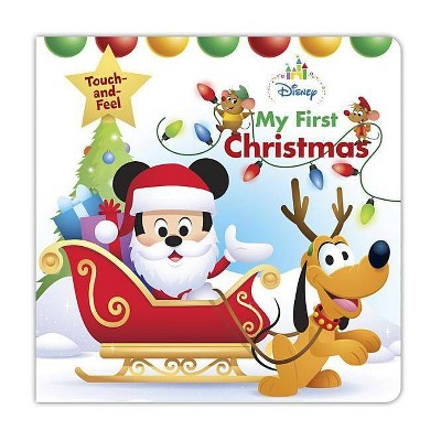 My First Christmas - (Disney Baby)(Board Book)