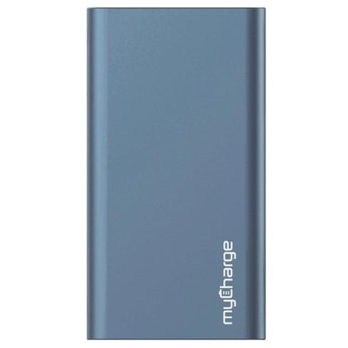 myCharge Razor Xtra Turbo 12000mAh Portable Charger - Blue - image 1 of 4