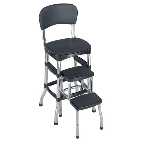 COSCO Step Stool - Black - image 1 of 1