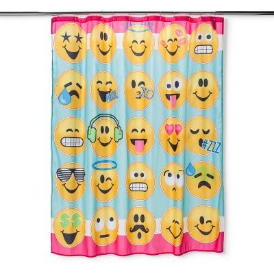emoji® Shower Curtain