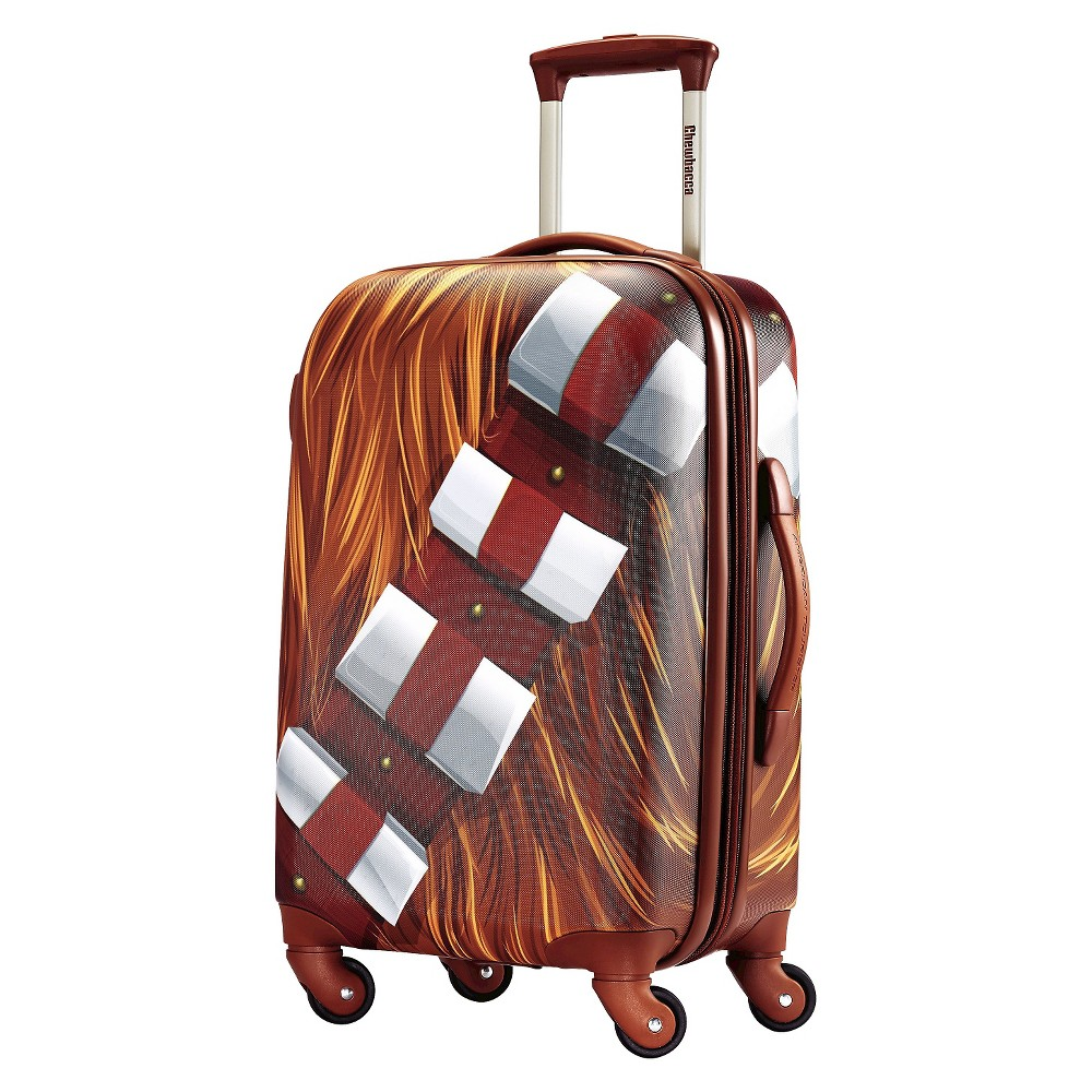 American Tourister Star Wars Hardside Spinner Suitcase - Chewbacca (21), Multi-Colored
