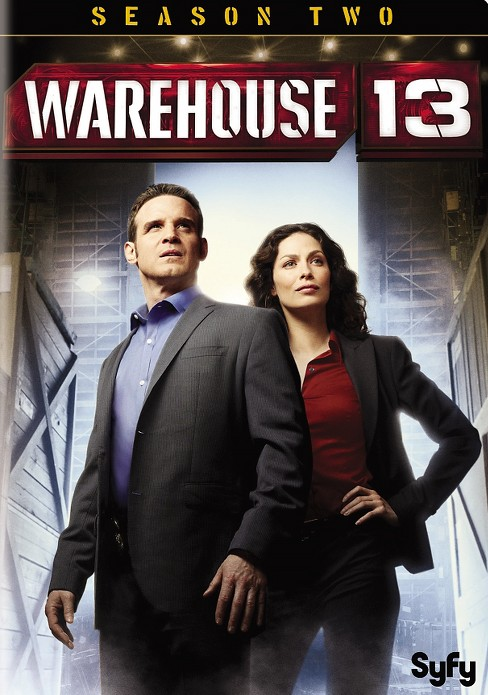 Warehouse 13:Season two (DVD) - image 1 of 1