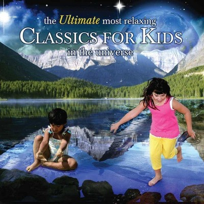 Various Artists - The Ultimate Most Relaxing Classics For Kids In The Universe (2 CD)