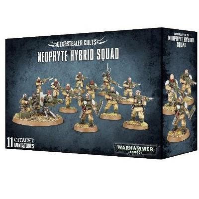 Warhammer Brood Brothers Miniatures Box Set