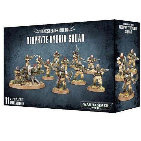Warhammer Brood Brothers Miniatures Box Set - image 1 of 3