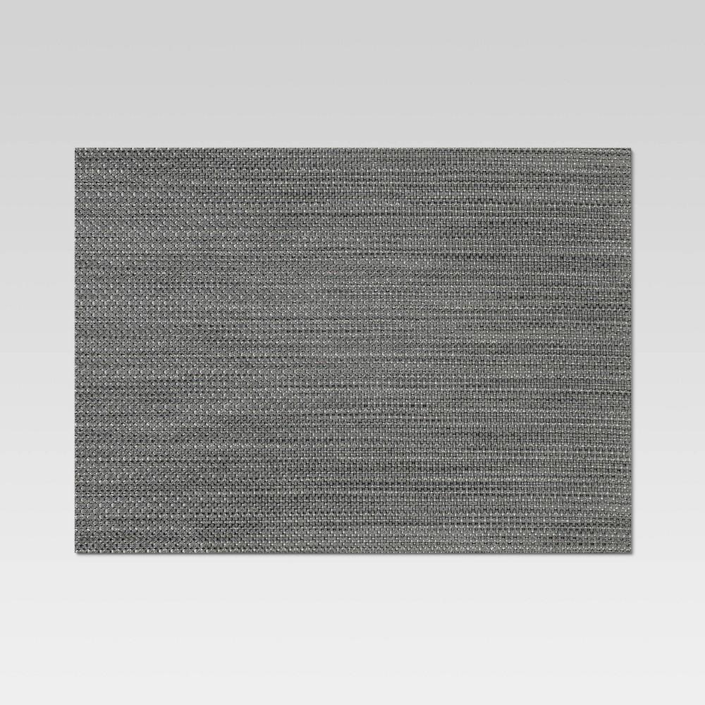 Textilene Placemat Gray Project 62 8482