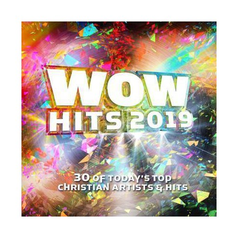 Various - WOW Hits 2019 (CD) - image 1 of 1
