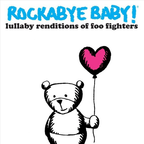 Various - Rockabye baby:Foo fighters lullaby re (CD) - image 1 of 1