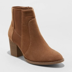 Women's Catlin Double Gore Ankle Bootie - Universal Thread™