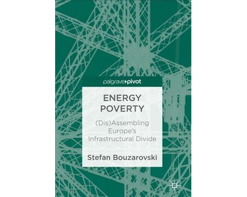 Energy Poverty : Dis Assembling Europe's Infrastructural Divide (Hardcover) (Stefan Bouzarovski). - image 1 of 1