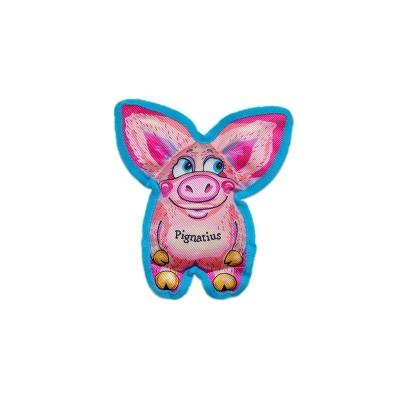 Fuzzu All Ears Pignatius Dog Toy