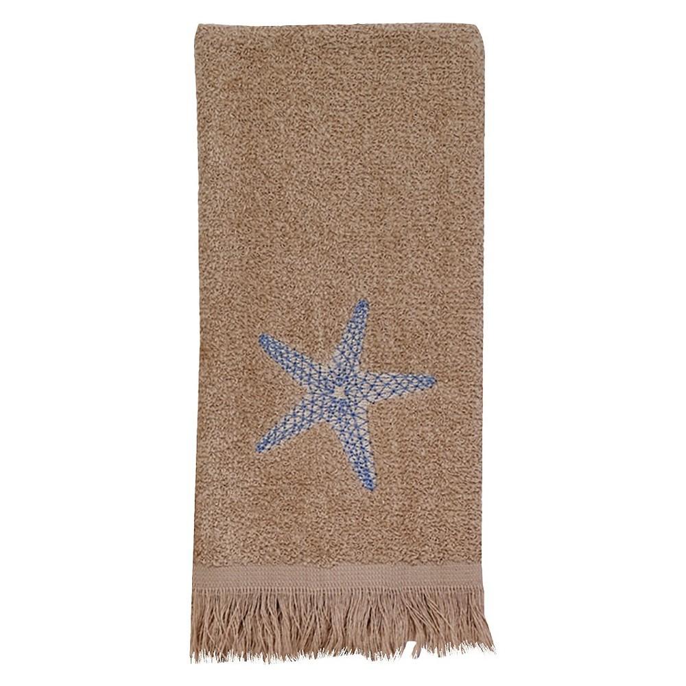 Avanti By The Sea Fingertip Towel - Rattan