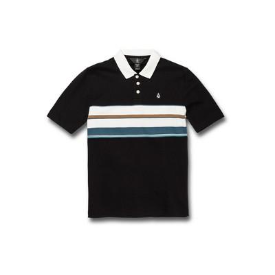 Volcom Boys Kirkwall Short Sleeve Polo Shirt