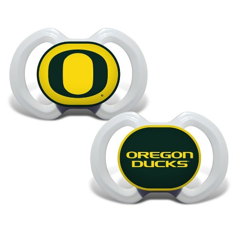 NCAA Oregon Ducks 2pk Pacifier - image 1 of 3