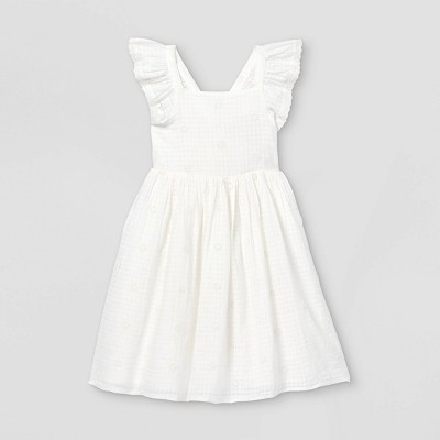 Girls' Woven Dress - Cat & Jack™