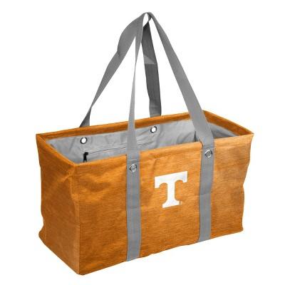 NCAA Tennessee Volunteers Crosshatch Picnic Caddy