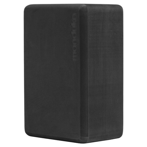 Manduka® Recycled Foam Yoga Block - Gray - image 1 of 4