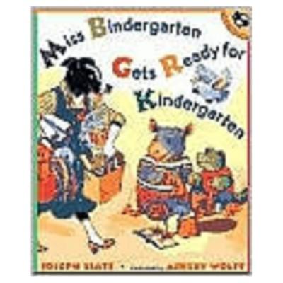 Miss Bindergarten Gets Ready for Kinderg (Reprint)(Paperback)