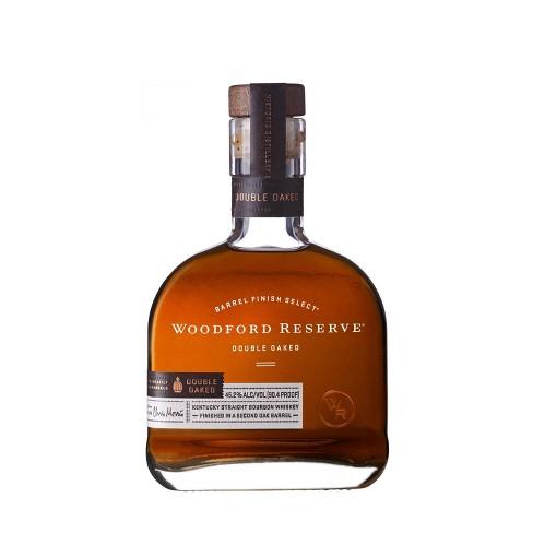 Woodford Reserve Double Oaked Bourbon Whiskey - 375ml Bottle - image 1 of 1