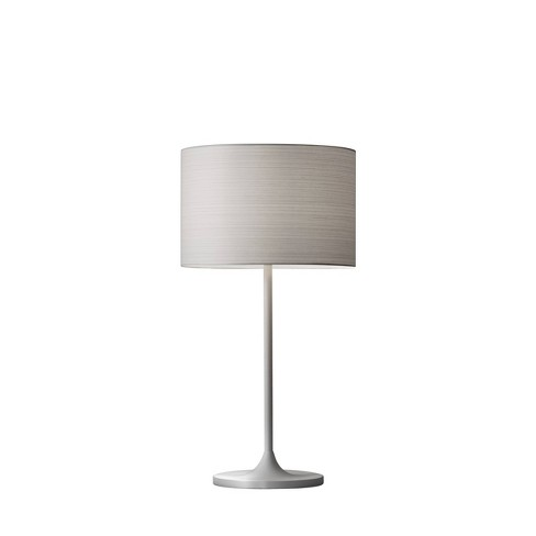 """22.5"""" Oslo Collection Table Lamp White - Adesso - image 1 of 3"""