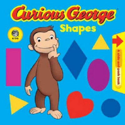 Curious George Shapes (Board Book)by H. A. Rey